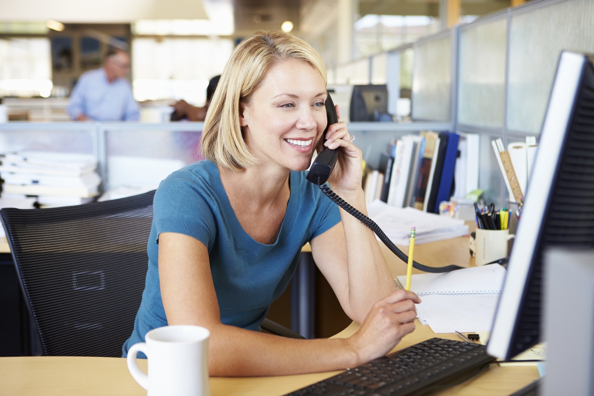 Texas Business telephone services
